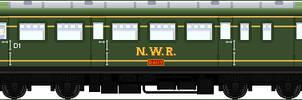 Daisy the Diesel Railcar (My Headcanon)
