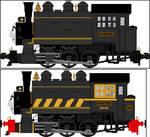 Porter the Dockyard Engine (My Headcanon)
