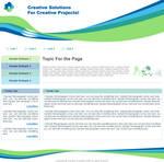 Vector Webpage