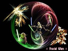 Fractal Wars by salvin18