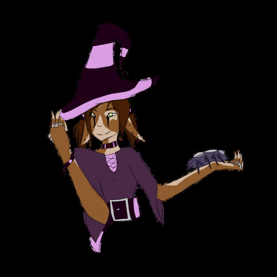 Witchy witch witch by Greyunigal