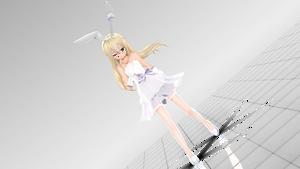 MMD Shimakaze Dress NoC DL by Spartan-743