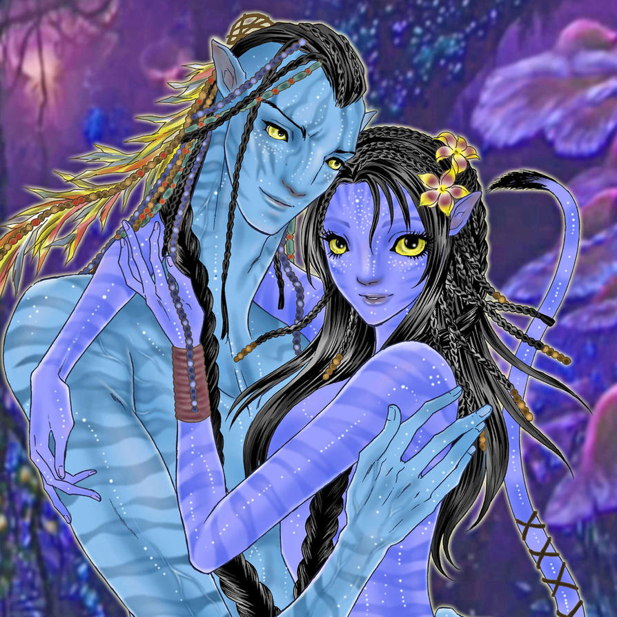 Avatar Movie Drawings: Avatar Royal Wedding By Maria22882288 On DeviantArt