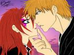 Ichigo and Kirei - 'Come Here....' Com.