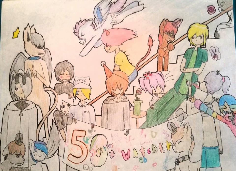 50+ 'Watchers'~! by RavenPember