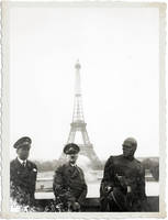 Red Skull With Hitler in Paris by jibp7177