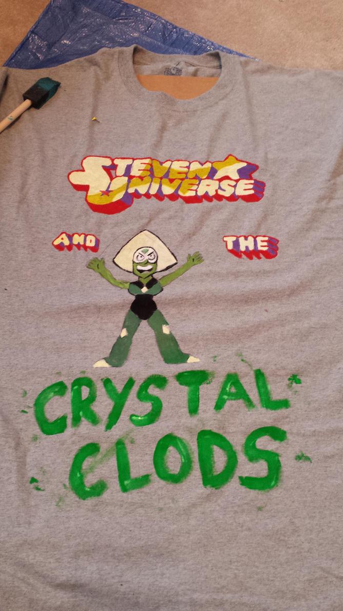 Crystal Clods by darkgaararain