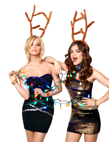 Ashley Benson Lucy Hale Png by emmagarfield