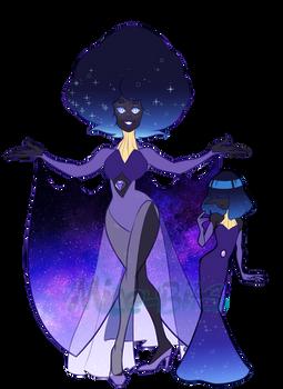 [CLOSED] Nebulous Diamond and Pearl