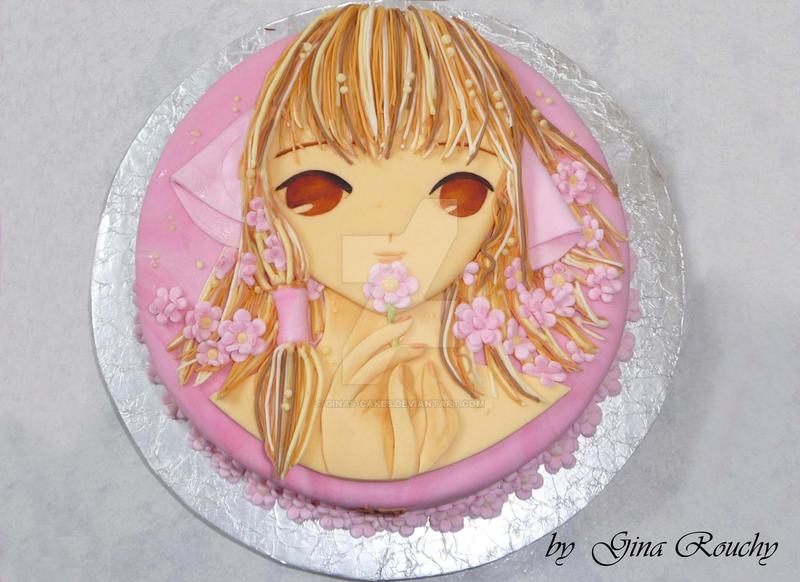 Chii Cake by ginas-cakes