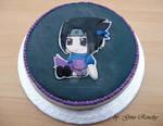 Sasuke Cake
