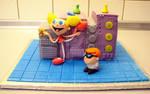Dexters Lab Cake