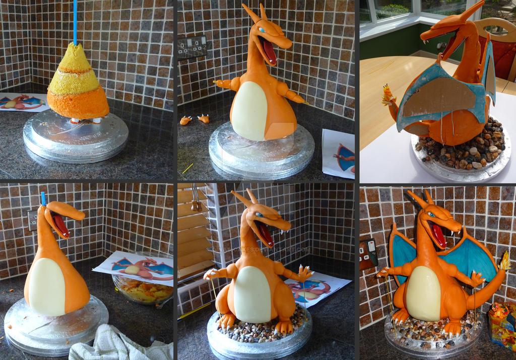 Charizard Cake Ideas