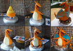 Charizard Stages