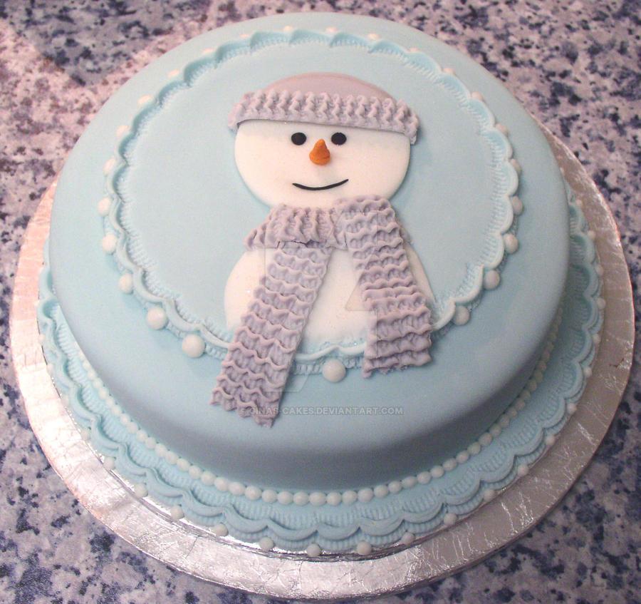 Flat Cake Designs