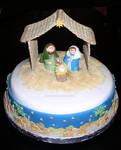 Bethlehem Cake by ginas-cakes