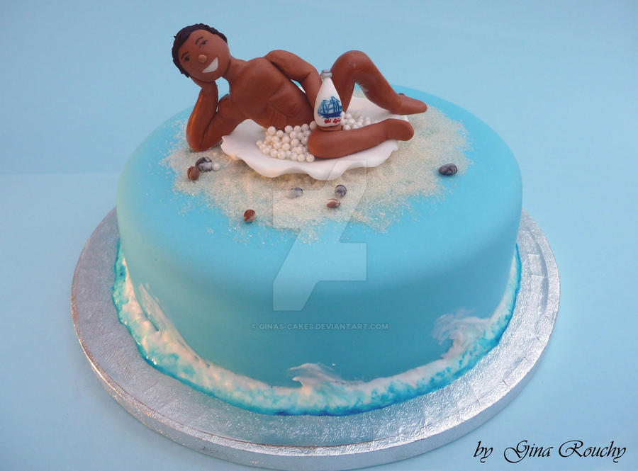 Old Spice Cake by ginas-cakes