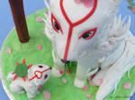 Okami cake view 2