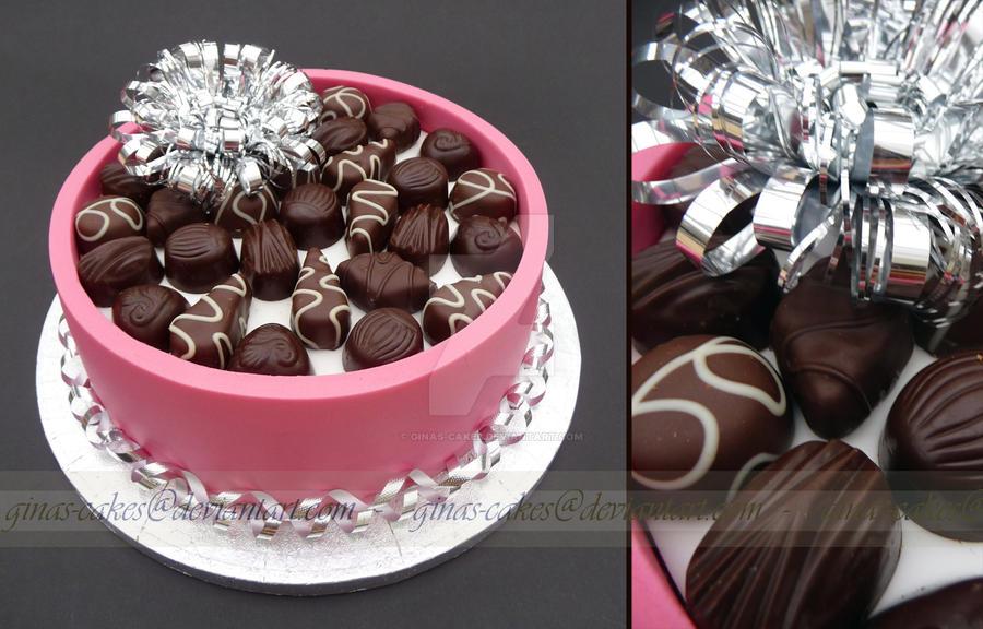 21 Cake by ginas-cakes