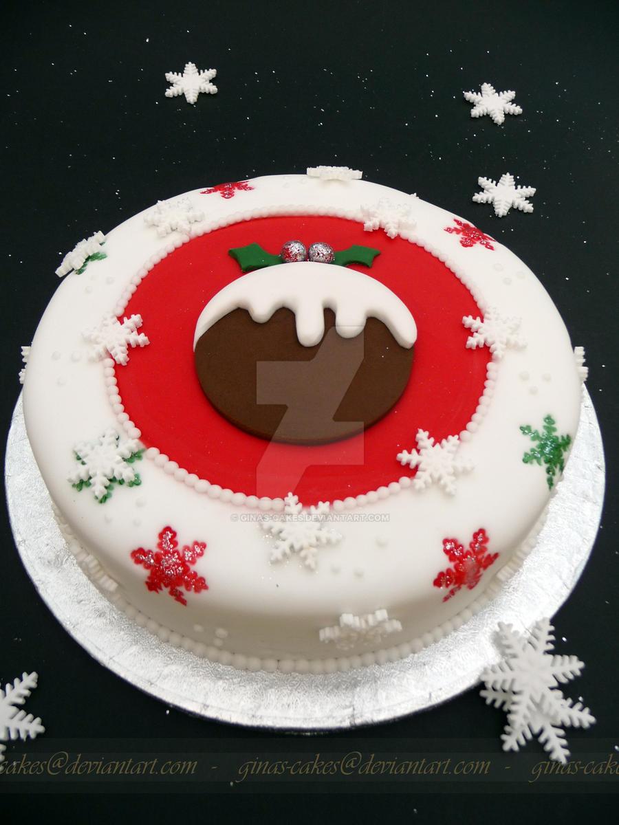 Pudding Cake 2 by ginas-cakes