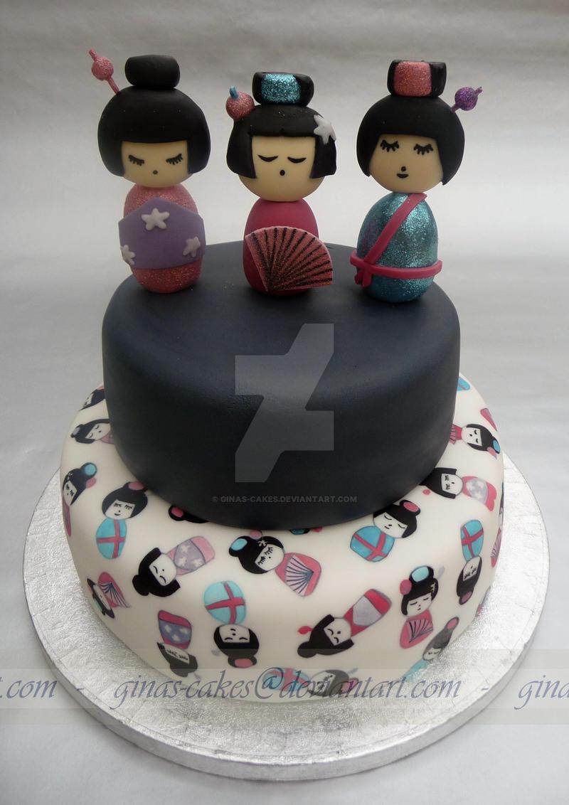 pj's Cake by ginas-cakes