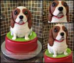 King Charles Cake