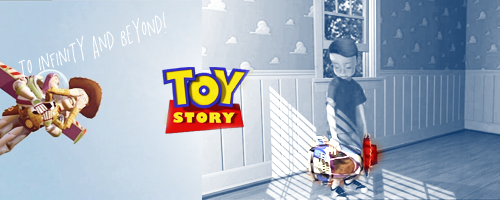 Toy Story by cheapescape