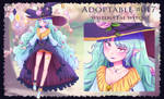 [ Close ] ADOPTABLE Wisteria 017