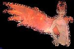 Demon's wings