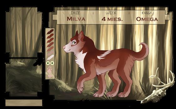 [HM] Milva I Omega by WerewolfJay