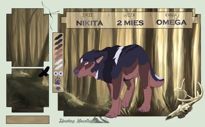 [HM] Nikita|Omega by WerewolfJay
