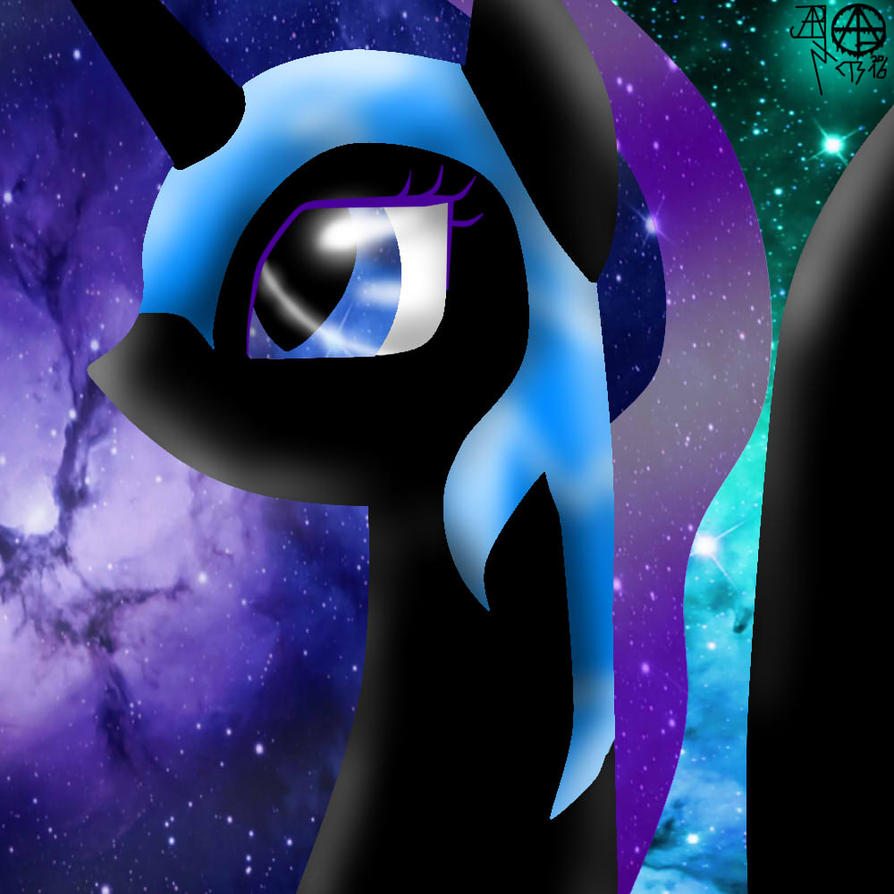 MY LITTLE PONY Nightmare Moon by CrystalTheSniper on ...