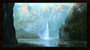 Boatmen of Lhun by WorldOfMiddle-earth