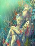underwater destiel