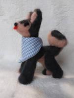 (needlefelting) Akita puppy
