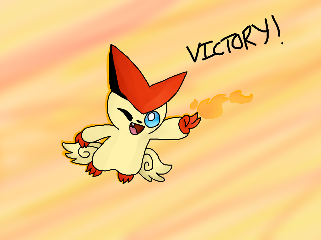 VICTORY! by thisisspartacat1230