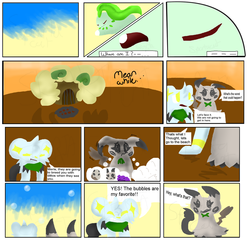 PMD EOE Comic 1 by thisisspartacat1230