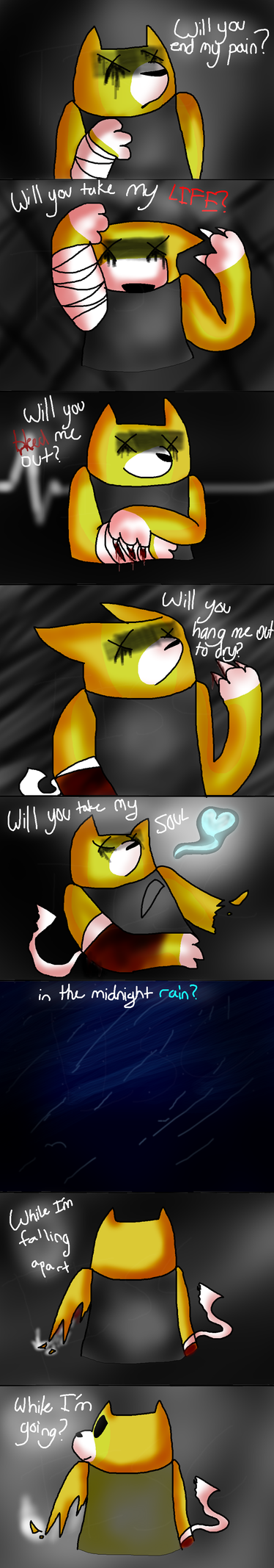 will you? by thisisspartacat1230