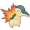 Cyndaquil by greenskes