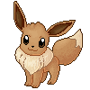 Eevee by greenskes