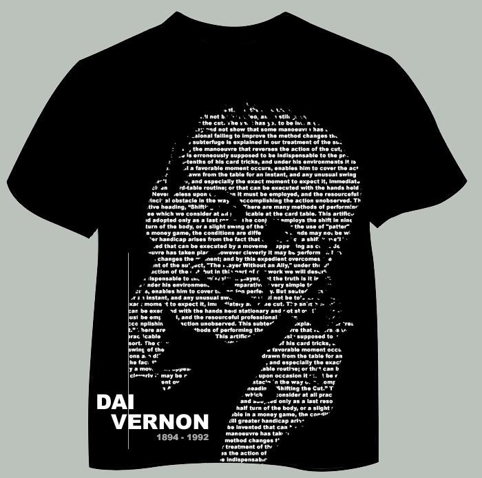 Dai Vernon The T-Shirt