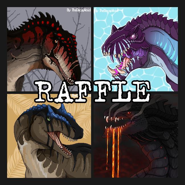 ART Raffle (OPEN)