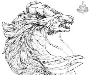 Shino Sketch