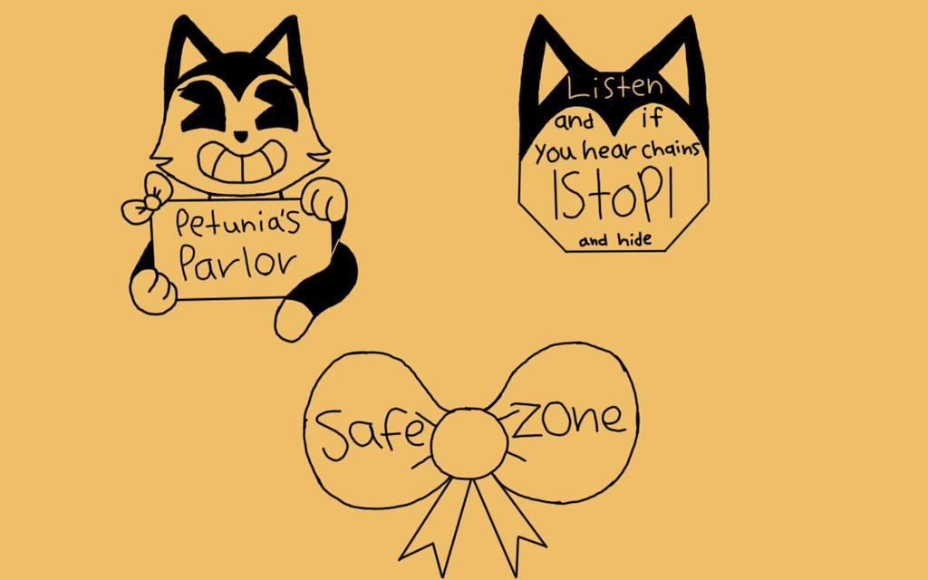BATIM Art Contest Entry 3 - Petunia Wall Decor by samiloulalee on ...