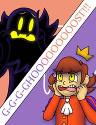A Hat in Time - G-G-G-GHOOOOOST!!!