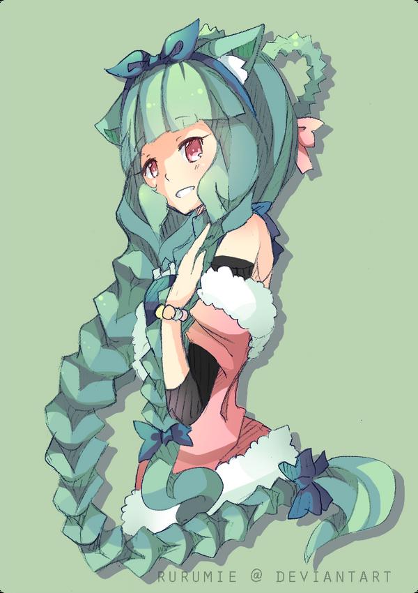 [AT] x-Hikarii by Aruella