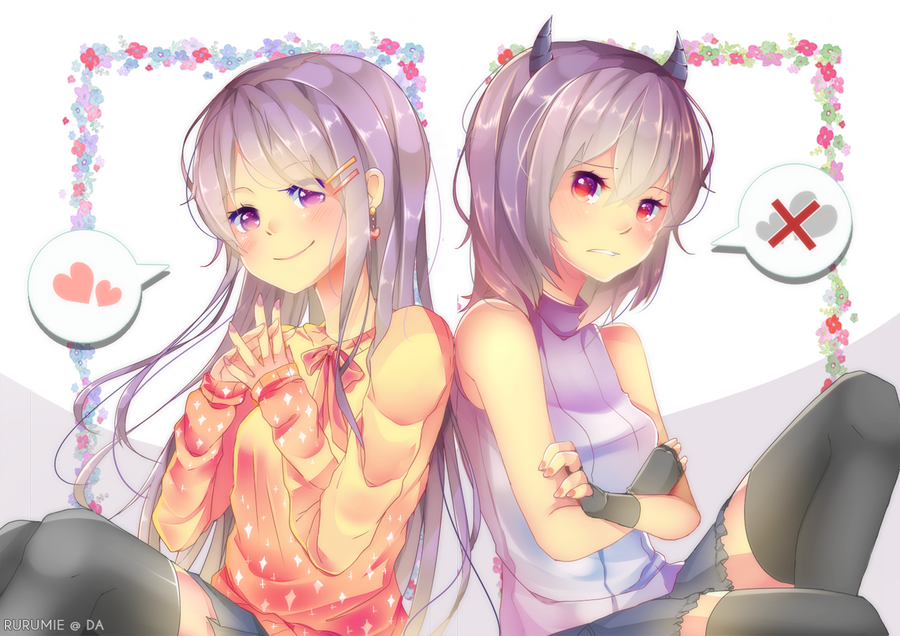 Aru Twins by Aruella