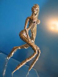 First Wire Sculpture by reynaldomolinawire