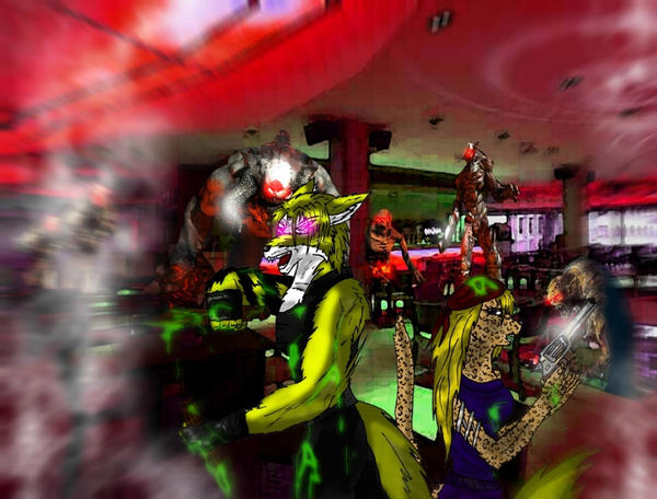Hell Vampire Bar by Zuelo-B-Riddick
