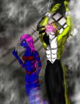 Damn fin by Zuelo-B-Riddick